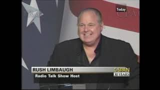 Rush Limbaugh at CPAC 2009: The Speech That Inspired a Movement