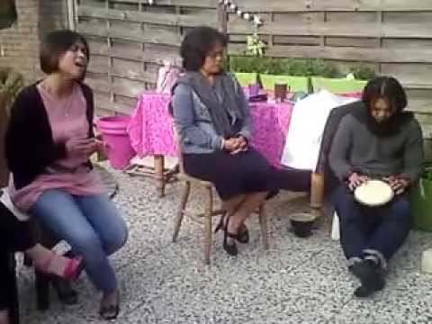 GEREJA BOLON - Cover By TINA RUMAHORBO Feat. TONGAM SIRAIT (NETHERLAND)