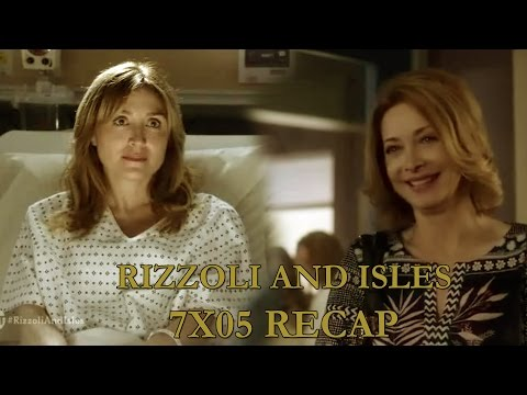 Rizzoli & Isles 7x05 - Shadow of Doubt - Sorry