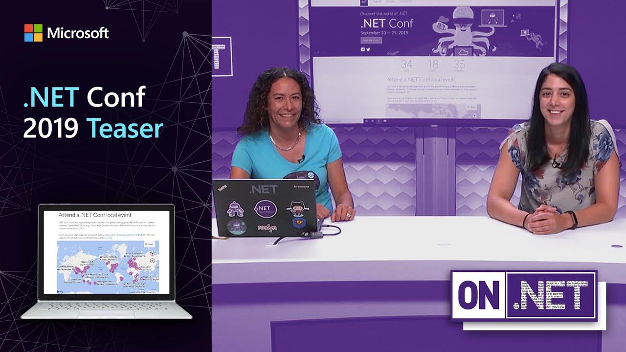 .NET Conf: Vorschau auf die große, virtuelle .NET-Konferenz
