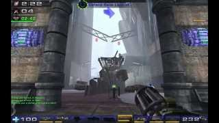 "Unreal Tournament 2004 Full Game 10-hour Longplay Walkthrough ""Godlike"" 1080p HD"