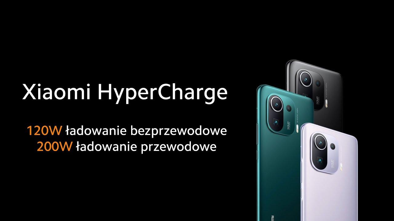 Nowe rekordy ładowania Xiaomi ⚡ 200W