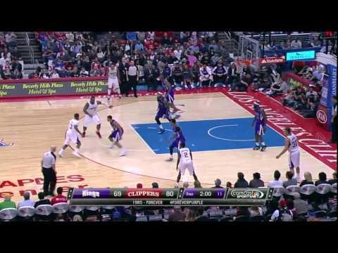 Sacramento Kings vs Los Angeles Clippers | April 12, 2014 | NBA 2013-14 Season