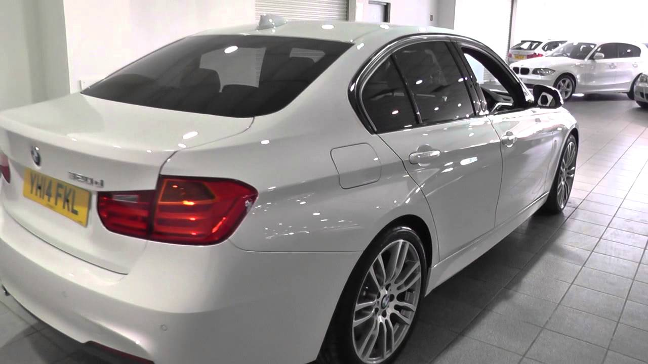 bmw 3 series saloon f30 320d m sport saloon n47 z3me u3876 youtube. Black Bedroom Furniture Sets. Home Design Ideas