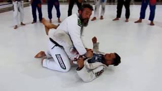 first jiu jitsu class