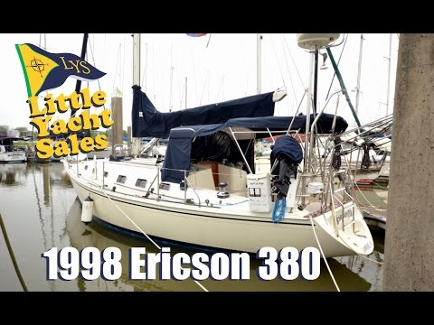 SOLD!!! 1998 Pacific Seacraft Ericson 38 For Sale at Little Yacht Sales