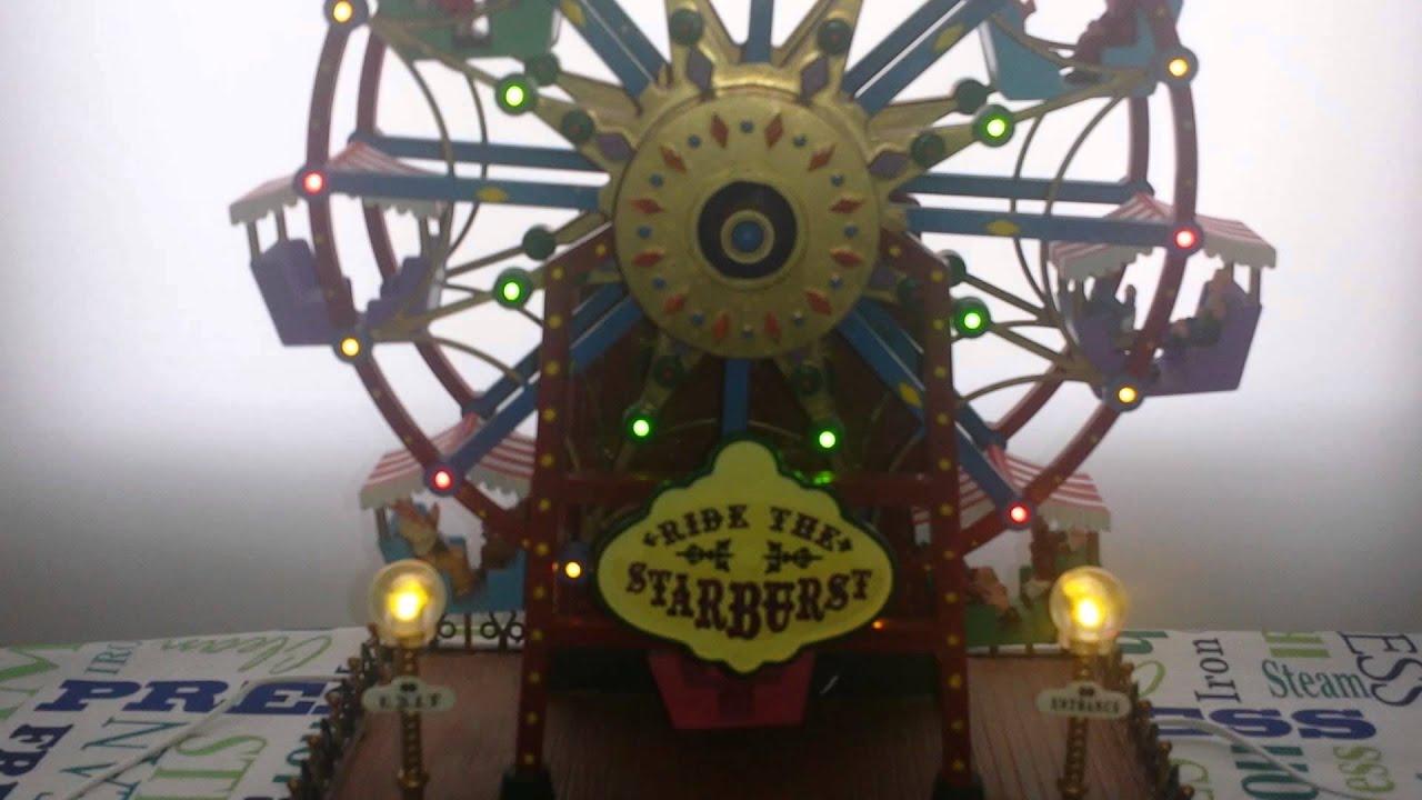 Lemax Christmas Ferris Wheel