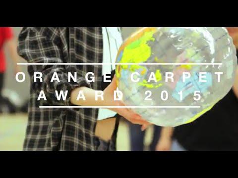 Orange Carpet Award 2015  Finalist Haarlemmermeer Lyceum