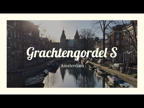 Amsterdam Free / Grachtengordel Zuid - Canal Ring South