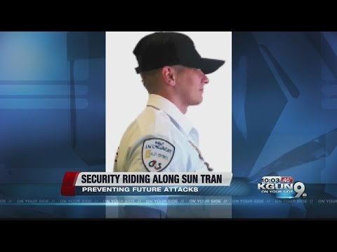 New security on Sun Tran buses