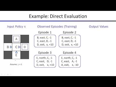 Lecture 10: Reinforcement Learning