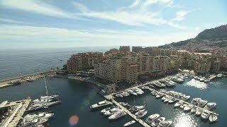 La industria crece en Mónaco - target