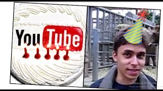 САМОЕ ПЕРВОЕ ВИДЕО на YouTube! + ремейк на русском языке! Ютуб первое видео