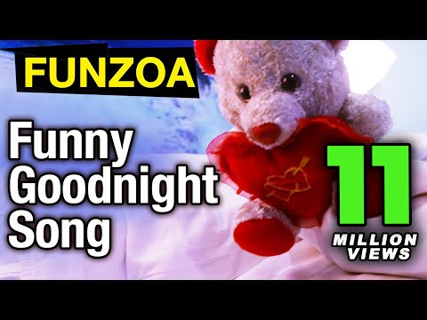 So Ja Pagle - Funny Goodnight Song, Crazy Hindi Lullaby | Funzoa Funny Hindi Song Wishing Goodnight