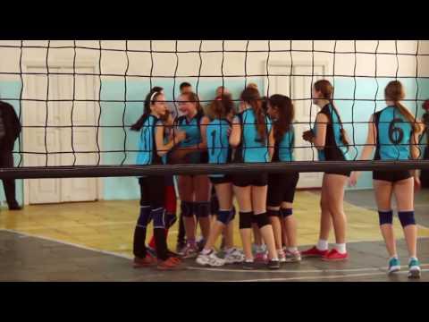 Вот как надо играть в волейбол. Турнир среди девочек