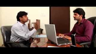 BACK DOOR ( Telugu Best Comedy Short Film in 2013 and 2014 With full Funny Software job interviews )