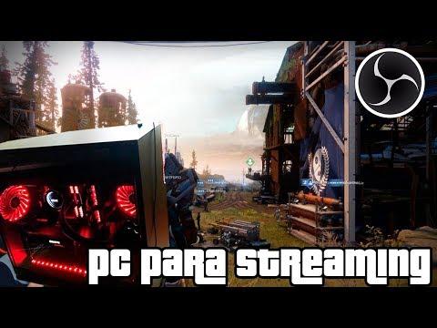 Pruebas reales de PC Gaming perfecta para Youtubers y Streamers | Ryzen 5 1600 - GTX1060 6GB