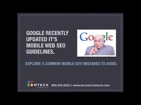 Mobile Responsive Web Design In Oklahoma City (405) 843-3185