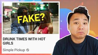 Were Simple Pickup Videos Fake?