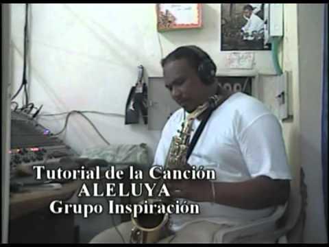 TUTORIAL DE LA CANCION ALELUYA EN SAXO ALTO. MPG.mpg