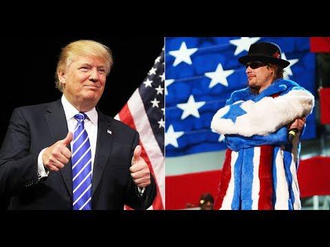 Kid Rock President Donald Trump In 2020 Youtube