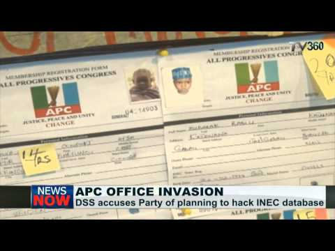 DSS accuses APC of planning to hack INEC database