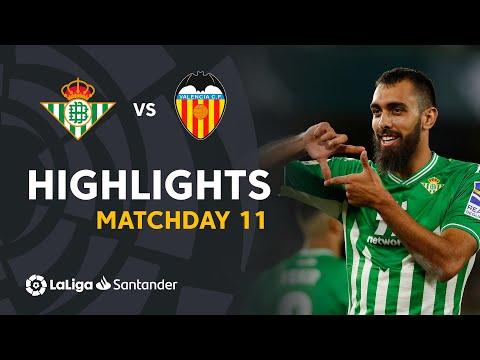 Resumen de Real Betis vs Valencia CF (4-1)