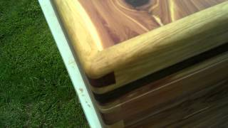 Cedar Chest Prototype Marketing Concept