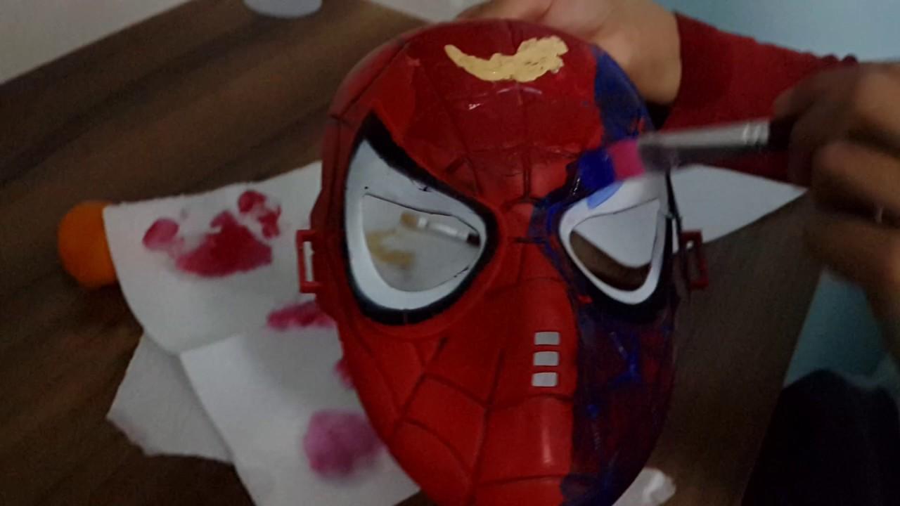 Akıncı Maskesi Yapımı Youtube