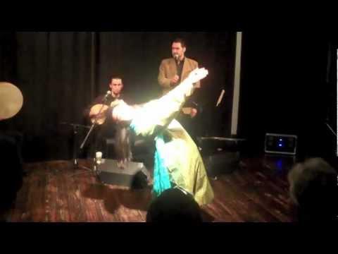Arab-Andalusi dance with Mark Balahadia رقص أندلسي مع لفنان مارك