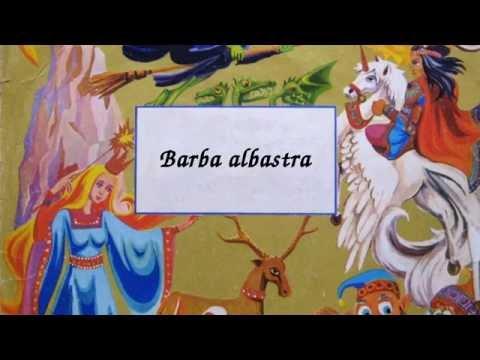Barba Albastra - Charles Perrault