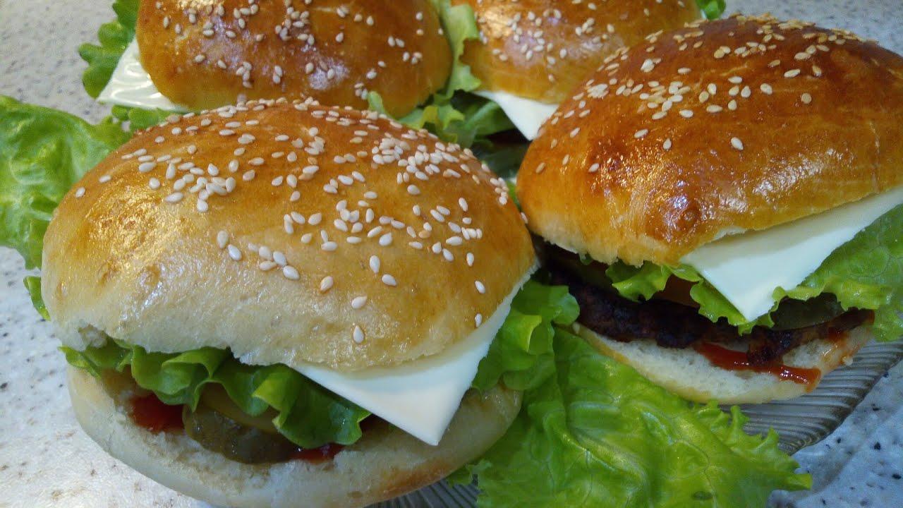 Рецепты теста на чизбургеры с фото