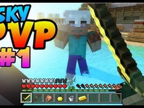 Minecraft-SkyPvP na Serb-Craft-u #1