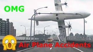 😱Flugzeugabstürze//Airplane Accidents//2019//Plane Crash//Germany/USA/Russia😱