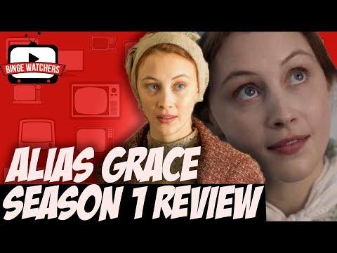 ALIAS GRACE Season 1 Review (Spoiler Free) | Netflix Original