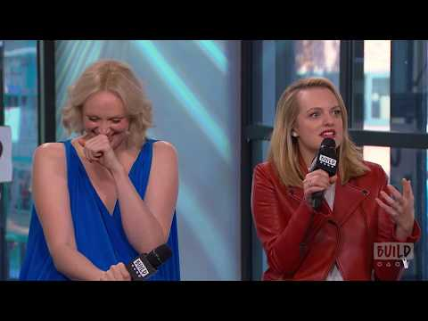 "Elisabeth Moss, Gwedoline Christie & Alice Englert On SundanceTV's ""Top of the Lake: China Girl"""
