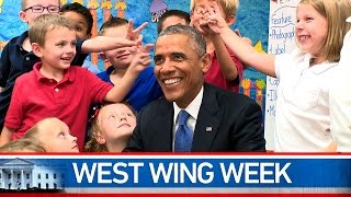 "West Wing Week 09/19/14 or, ""You guys aren"