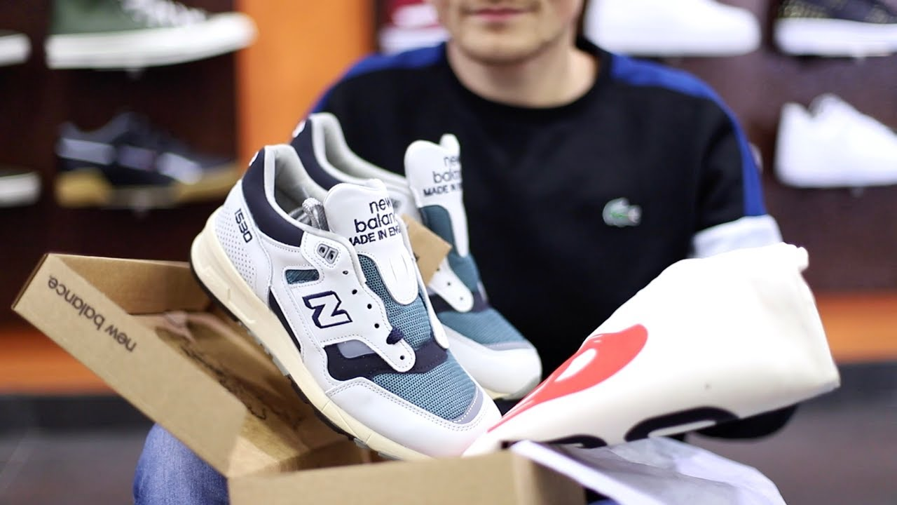 29737e94d0e Unboxing Sneakers New Balance 1530 Anniversary Pack M1530OGG | Freesneak  Shop