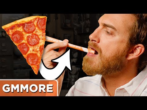 Pizza Pixie Stick Taste Test