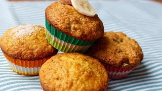 How To Make Basic Muffins Recipe With Four Variations