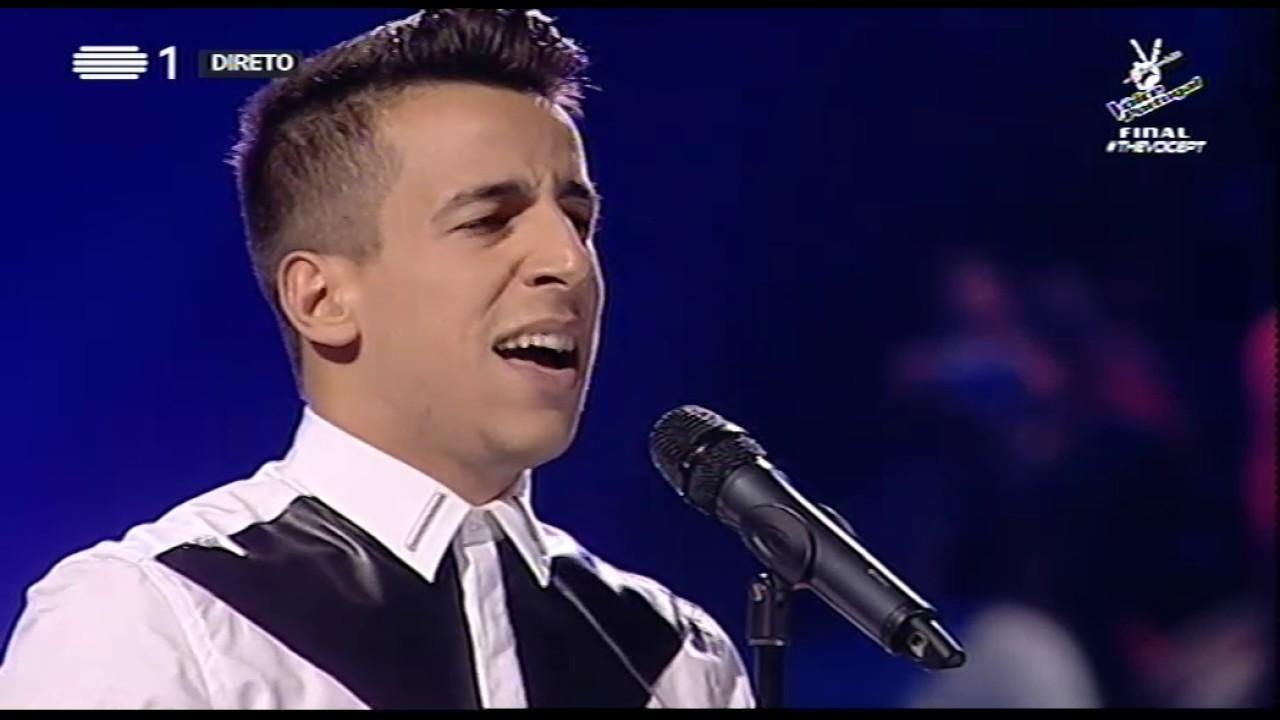 Fernando Daniel - Chandelier (Sia) | Gala Final | The Voice ...