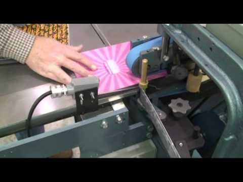 Rebuilt brackett utility taping machine youtube for Brackett watches