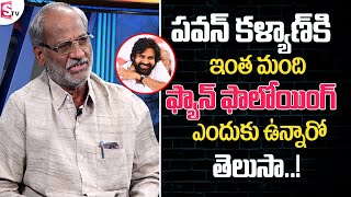 Actor Sammeta Gandhi Excellent Words about Pawan Kalyan | Sumantv Daily