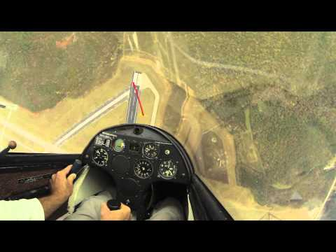 Pilatus B4-PC11 basic aerobatics practice #3