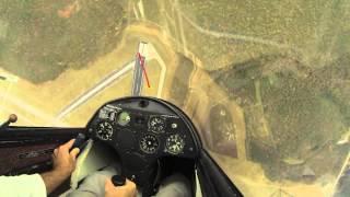 Pilatus B4-PC11 basic aerobatics practice #3