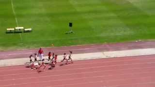 Gambar cover Carrera 1000 mts Infantil Campeonato de Autonomías Soria,  Sara Barba