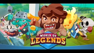 World Of Legends by Mighty Bear Games