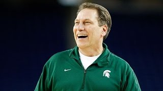 Michigan State Continuity Sets by 2016 Hall of Fame Inductee Tom Izzo