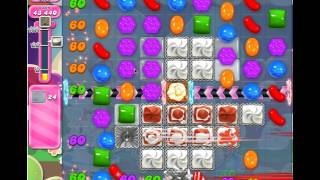 Candy Crush Level 1228 No Boosters