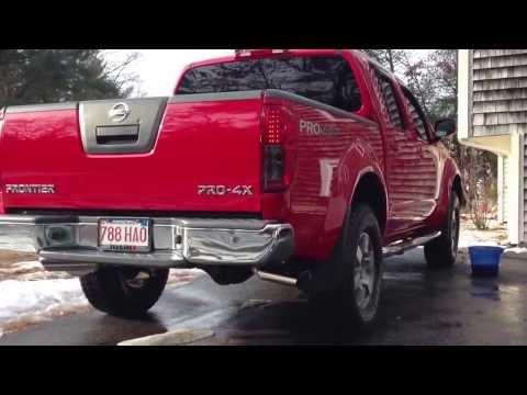 2000 Nissan Frontier Desert Runner Review >> Nissan Frontier Exhaust | Doovi